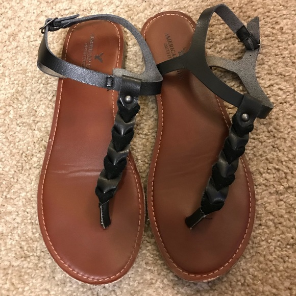 fcb9dfaff American Eagle Outfitters Shoes - American Eagle Sandals Size 9